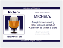 Tablet Preview of bierpinten.be